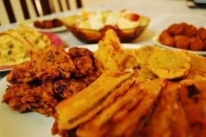 Iftar Menu
