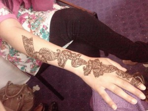 Indian Latest Mehndi Design