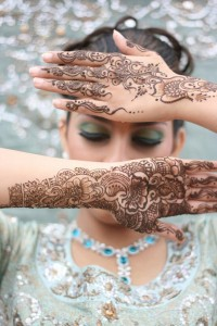 Wedding Henna Design For Hand