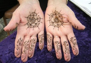 Latest Henna Design