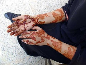 Henna Design For Wedding
