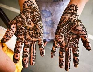 New Henna Design