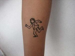 New Mehndi tattoo design