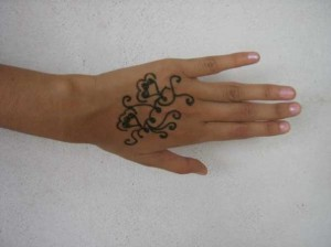 Mehndi tattoo design  2011