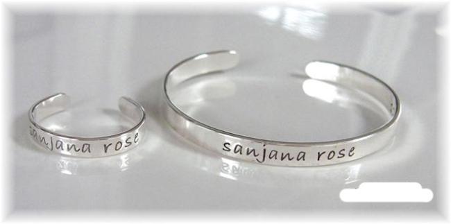 the baby jewels bracelets