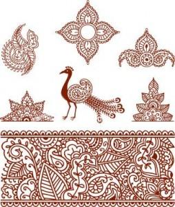 Mehandi Design Tattos