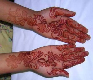 New Bridal Mehndi 2011