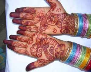 Beautiful Hand Mehndi
