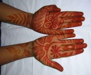 Mehndi Designs For Wedding