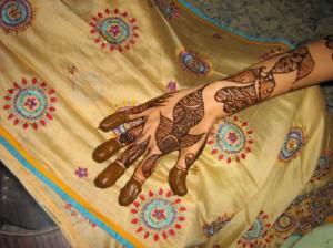 New Mehandi Design for Hands