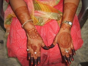 Wedding Mehandi Design