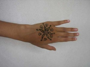 Mehndi tattoo design  for Both Hands
