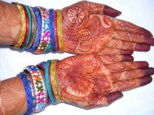 Wedding Mehndi Design