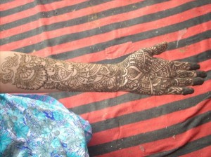 Latest Mehndi Design for Hand