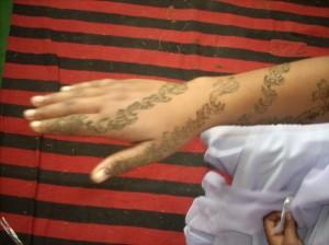 Henna Design 2011