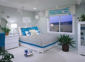 Modern Minimalist Boys Bedroom