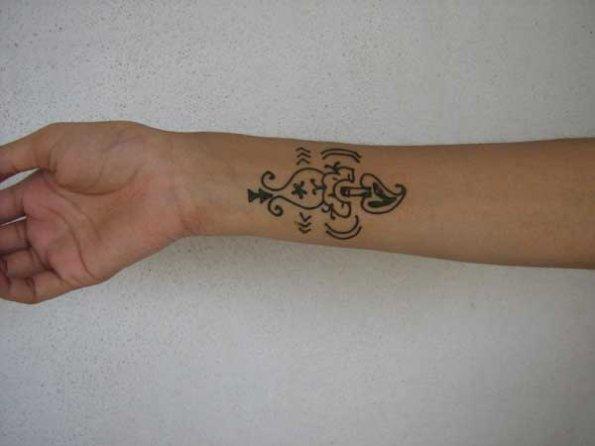 New Tattoo Designs For 2011. New Henna Tattoo Designs