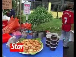 Ramadan food festivities