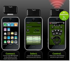 Remote Control iPhone Viewer