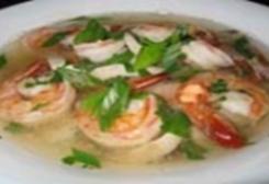 Shrimp or Prawn Chowder Soup