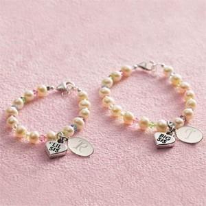 Sisterhood Pearl Bracelet Set