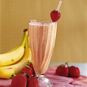 Strawberry Banana Drink