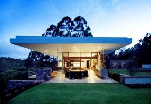 Yallingup Residence Design Ideas with light view