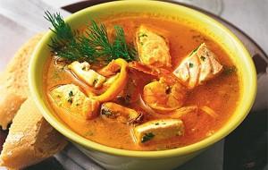 fish shrimp soup