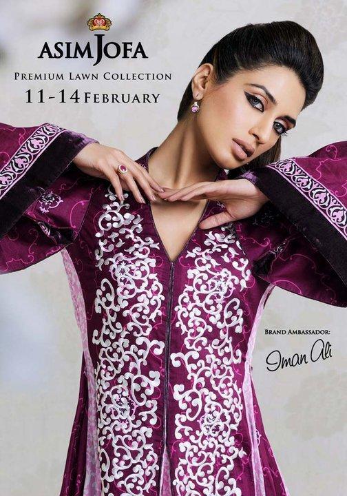 Asim Jofa Premium Collection 2011