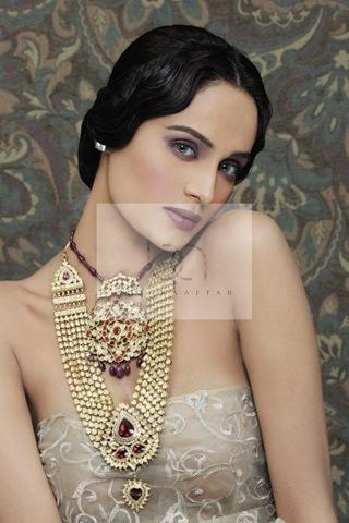Bushra Aftab Jewellery - Victorian Blend