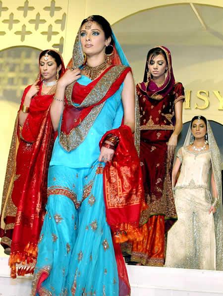 Dress Collection by Hassan Sheheryar Yasin