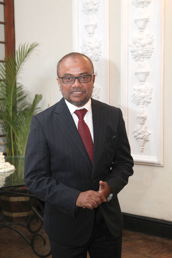 Fouzul Hameed