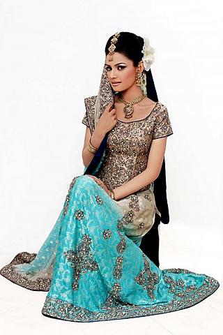 Mahid Khawer Bridal Dress
