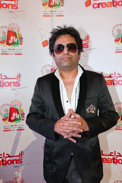 Pakistani Fashion Designer Asim Jofa