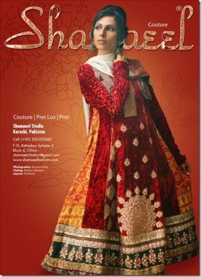 Shamaeel Ansari's Winter Couture