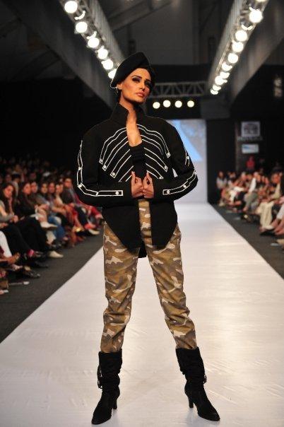 Tayyab Bombal at Fashion Pakistan Week