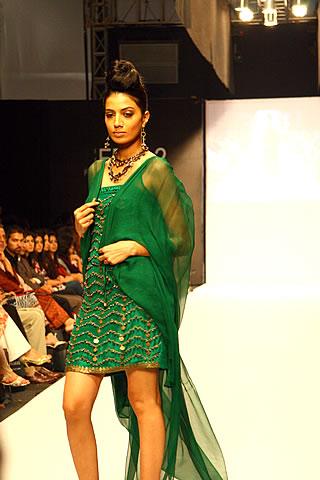 Zaheer Abbas Karachi Fashion Week