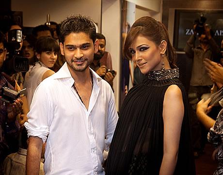 Zaheer Abbas Pakistani Fashion Designer