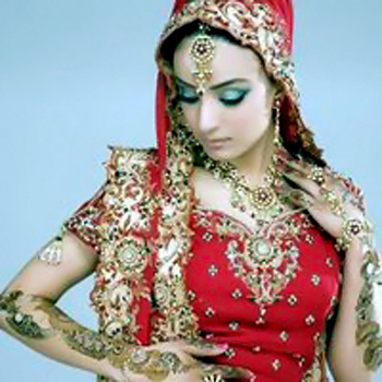 Zahra Ahmed Bridal Dress