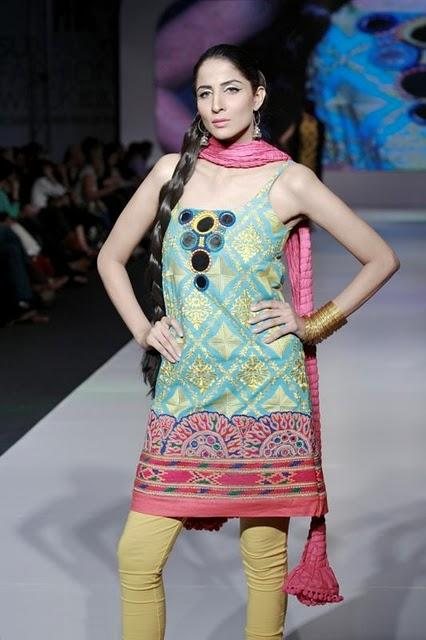 Zara Shahjahan Spring and Summer 2011 Collection