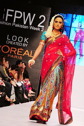 faiza samee fashion pakistan week