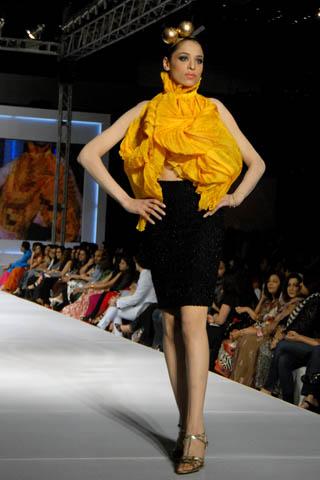 mohsin ali at pfdc sunsilk fashion week 2011