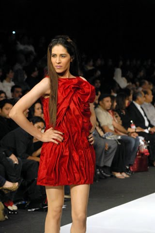 sadaf malaterre pfdc sunsilk fashion week