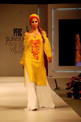 sublime by sara pfdc sunsilk fashion week