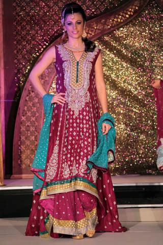 Birdal Dresses by Zainab Sajid - Birdal Fashion 2011