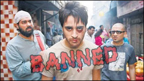 Delhi Belly Banned in Pakistan