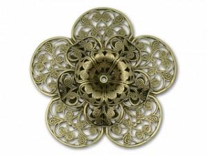 Kabela Design Antique Brass Beautiful Pendant
