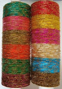 New Indian Party Wear Metal Bangles