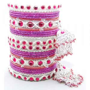 Decorated Bangles