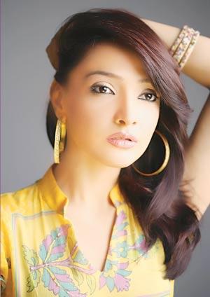 Amna Karim Pakistani Model